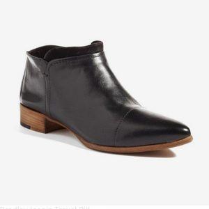 Alberto Fermani Serafina ankle leather booties